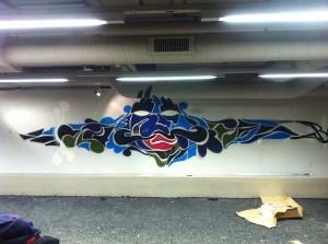 GRAFF PIECE I DID FOR BOULEBAR GOTHENBURG